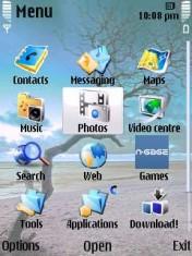 Темы для Nokia 3250